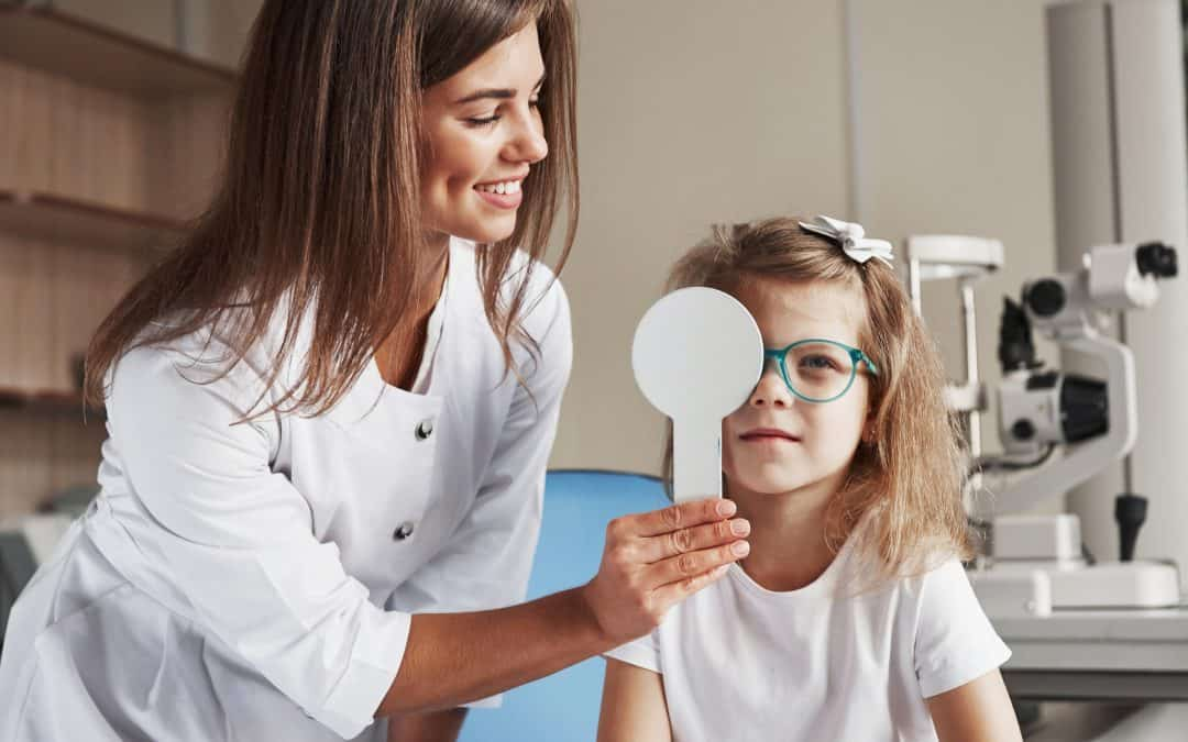Children & Technology: Protecting their Vision